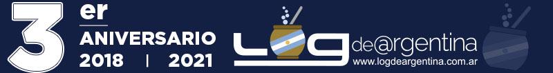 3er. Aniversario de Log de Argentina
