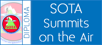 SOTA (Summits on the Air)