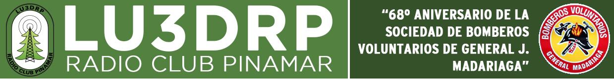 (LU3DRP) 68º aniversario de la fundación de la Sociedad de Bomberos Voluntarios de General J. Madariaga.