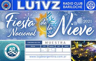 (LU1VZ) Fiesta Nacional de la Nieve 2021