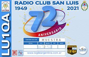 (LU1QA) Radio Club San Luis